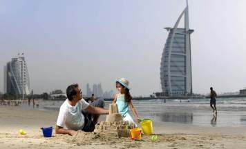 Dubai Family Tour